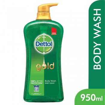 Dettol Shower Gel Daily Clean 950ml