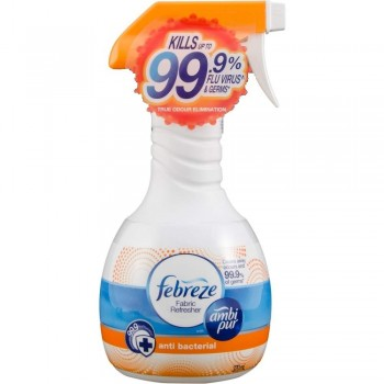 Febreze with Ambi Pur Anti Bacterial Fabric Refresher - 370ml (Item No: F05-09 ANTI) A3R1B104