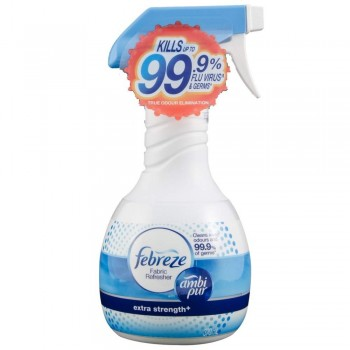 Febreze with Ambi Pur Extra Strength Fabric Refresher - 370ml (Item No: F05-09 EXTRA) A3R1B105