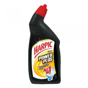 Harpic All-In-One Power Plus Toilet Cleaner Citrus 450ml