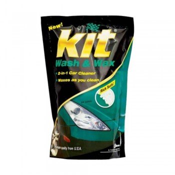 Kit Wash & Wax 800ml