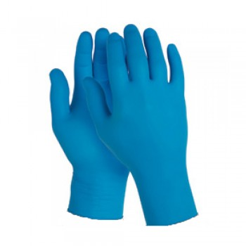 Kleenguard G10 Artic Blue Thin Mil Gloves - M x 200 sheets