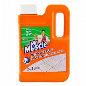 Mr Muscle Marble & Terrazzo 3 in 1 Floor Cleaner (Item No: F03-11) A3R1B27