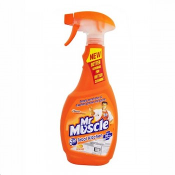 Mr Muscle Total Kitchen 500ml (Item No: F03-14) A3R1B35