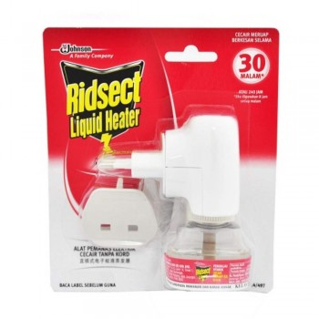 Ridsect Liquid Heater (Item No: F07-11) A3R1B18