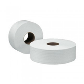 Scott 2-Ply Jumbo Roll Tissue (Non-Embossed - 150m)