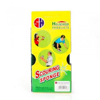 Senghin Hang Trading Green Pad + Handle