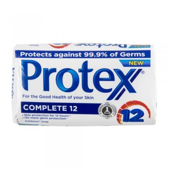 Protex Complete Antibacterial Bar Soap Valuepack 75g x 4
