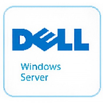 Dell KIT 634-12872 - 5 PACK of WINDOWS SERVER 2012 USER CALS-STANDARD or DATA CENTER (Item No:GV160811211250)