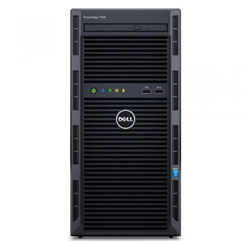 Dell PowerEdge T130 E3-1220 v6 1x 4GB 1x 1TB SATA PERC