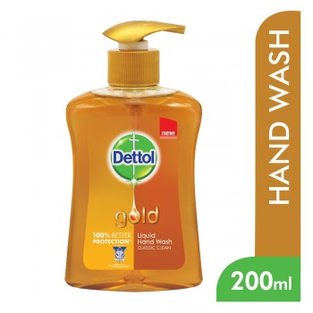 Dettol Handsoap Classic Clean 200ml
