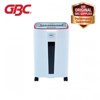 GBC ShredMaster 31SX - 4x25mm Cross Cut Small Office Shredder (Item No: G07-42) A8R1B27