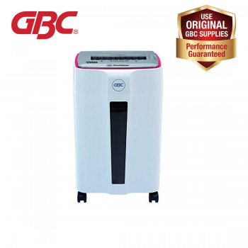 GBC ShredMaster 33SM - 2x10mm Micro Cut Small Office Shredder (Item No: G07-43)