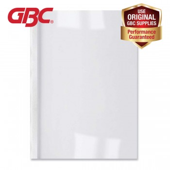 GBC Thermal Cover Standard - 1.5mm/15Shts (Item No: G07-46)