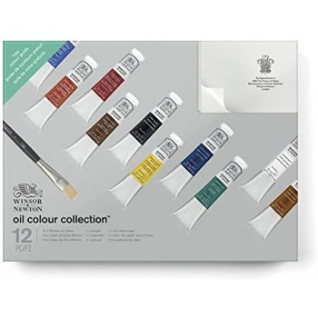 WINSOR & NEWTON  WINTON OIL COLOUR COLLECTION GIFT SET COLLECTION