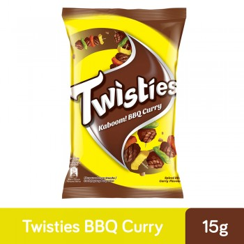 Twisties BBQ Curry (15g x 30)