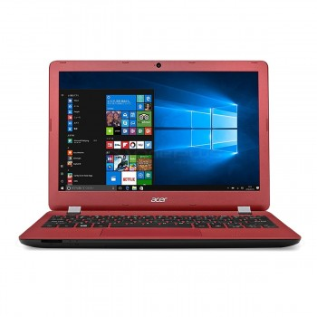 "Acer Aspire ES 14 ES1-432-C8AR 14"" LED Laptop - Celeron N3350, 4gb ram, 500gb hdd, Win10, Red"