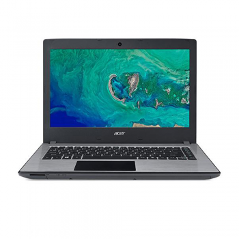 Acer Aspire E14 E5-476G-81VA 14'' FHD Laptop - i7-8550U, 4GB DDR4, 1TB + 128GB SSD, NVD MX150 2GB, W10, Steel Gray
