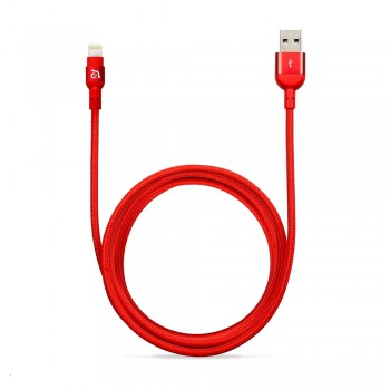 Adam Elements Peak 200B Lightning Cable - Red
