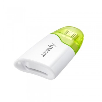 Apacer OTG AM701 Micro SD Card Reader - Green