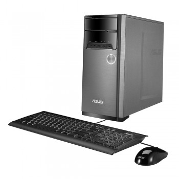 Asus M32CD-K-MY002T Desktop,Black I7-7700,4G,2TB,2VG GTX1050,W10,Wired Keyboard & Mouse,3Yrs Onsite