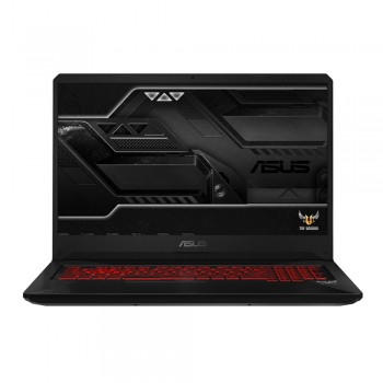 "Asus Gaming FX505G-EBQ269T 15.6"" FHD Laptop - i5-8300H, 4gb d4, 1tb, NVD GTX1050Ti 4gb, W10, Black"