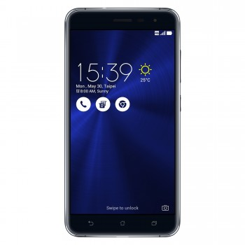 Asus Zenfone 3 ZE552KL-1A004WW Black/5.5''/Qualcomm MSM8953/2.0GHz/LTE Dual/4GB/64GB/8MP+16MP