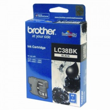 Brother LC-38 Black