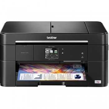 Brother MFC-J2720 - A4 Multi-Function/A3 Print Mobile (ADF-50shts) Auto-2 Sided (touch) Wired/Wireless Color InkBenefit Inkjet Printer