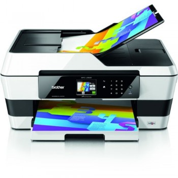 Brother MFC-J3520 InkBenefit - A3 4in1 InkJet Wireless Duplex