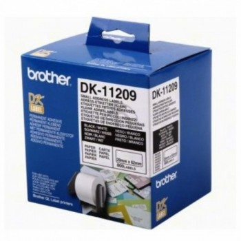 Brother DK11209 Small Address Label