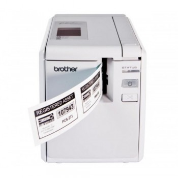 Brother PT-9700PC - Desktop Barcode, Identification, Thermal Transfer Label Printer  [WHILE STOCK LAST]