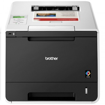 Brother HL-L8250CDN - A4 Single Duplex Network Color Laser Printer