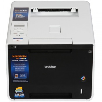 Brother HL-L8350CDW - A4 Single Auto-Duplex Wireless Network Color Laser Printer