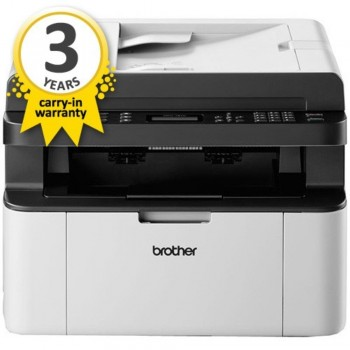 Brother MFC-1810 - A4 4in1 USB Mono Laser Printer