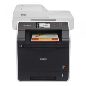 Brother MFC-L8850CDW - A4/Letter Multi-Function Duplex Wireless Color Laser Printer
