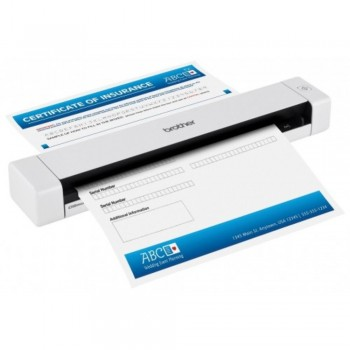 BROTHER DS620 Mobile Color Page Scanner