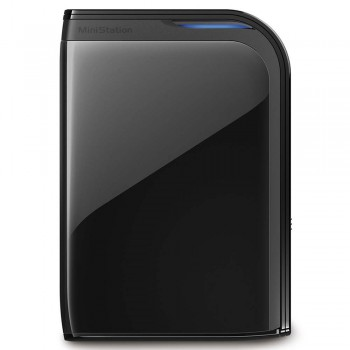BUFFALO Ministation USB3.0 1TB-Black