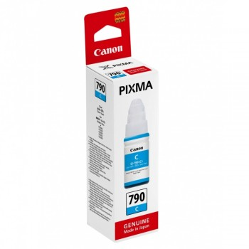 Canon GI-790 - Cyan (70ml) Ink Cartridge