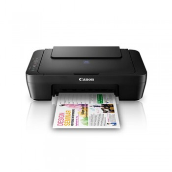 CANON Pixma E410 - A4 AIO Color Injek PRINTER (Item No: GV160809215001)