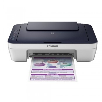 Canon PIXMA E400 - A4 3-in-1 Color Inkjet Printer