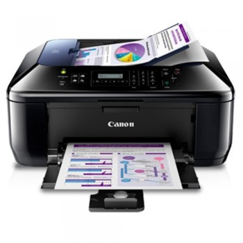 Canon PIXMA E610 - A4 4-in-1 USB Color Inkjet Printer (item no: CANON E610)