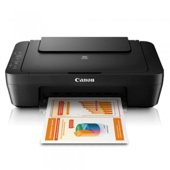 Canon PIXMA MG2570S - A4 3-in-1 Color Inkjet Printer (Item No: CANON MG2570S)