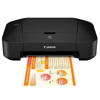 Canon PIXMA iP2870S - A4 Single Color Inkjet Printer (Item No: CANON iP2870S)