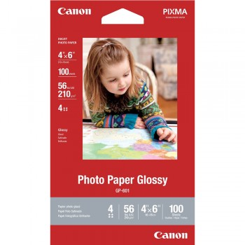 Canon Glossy Photo Paper 4x6 (100 Shts)