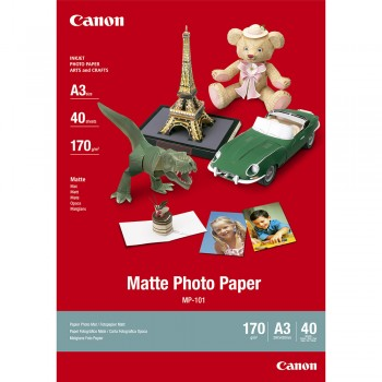 Canon MP-101 A4 Matte Photo Paper (50 shts)