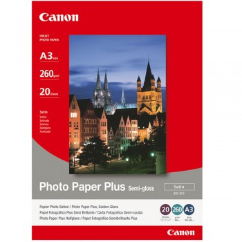Canon SG-201 A3 Photo Paper Plus Semi-Gloss (20shts)