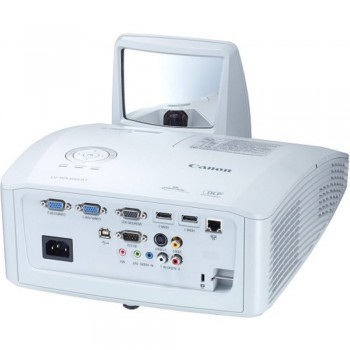 Canon LV-WX300USTi DLP Projector - 3000lm/WXGA/Ultra short throw/Interactive function