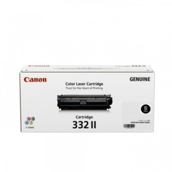 Canon 332 II Toner Cartridge - Black