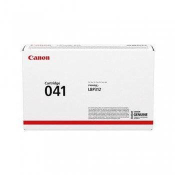 Canon Cartridge 041 Black Toner 10k